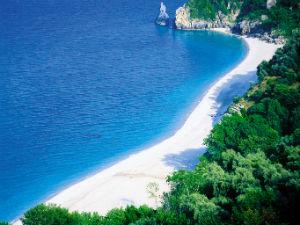 Pilion Griekenland strand