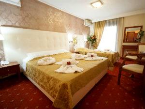 Secret Paradise Hotel new Kallikratia Triple Room