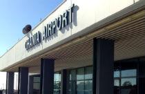 Vliegveld Chania op Kreta