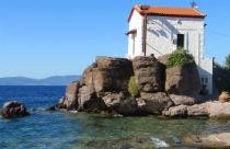 Skala Sikaminea op Lesbos
