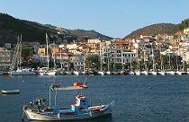 Plomari vakantie op Lesbos