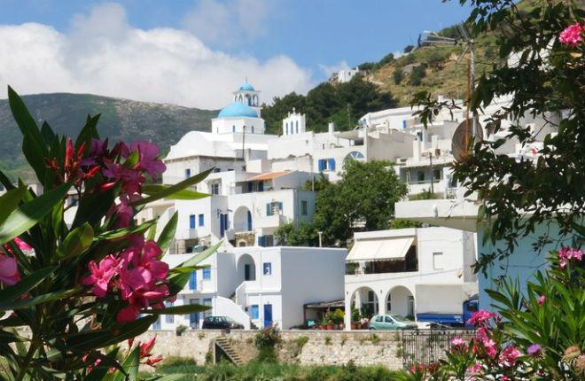 Naxos excursies tijdens vakantie