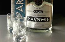 ouzo de favoriete Griekse drank