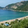 Agios Georgios beach Corfu