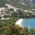 Riviera Barbati op Corfu