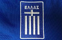 Griekenland WK voetbal shirt
