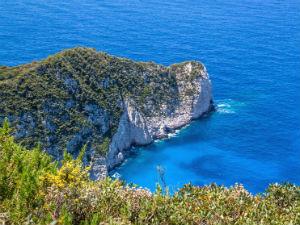 Klimaat en weer op Zakynthos de zee