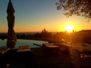 Klimaat en weer op Zakynthos zonsopkomst