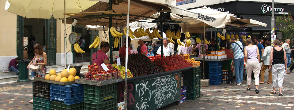 Athene Stedentrip Monastiraki fruitmarkt header.jpg