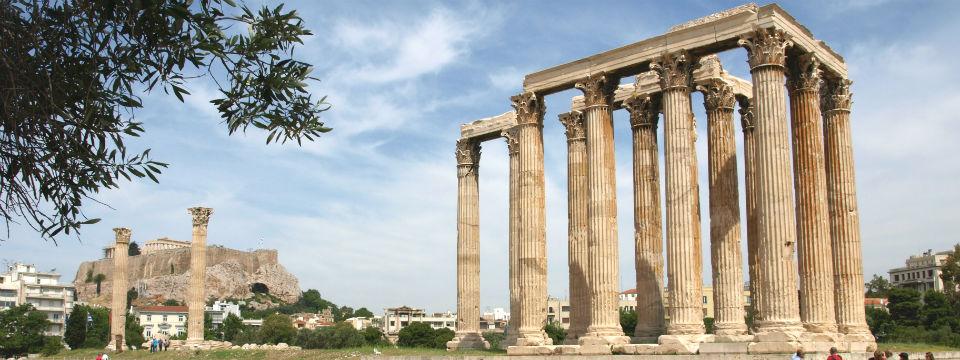Athene vakantie Tempel van Zeus header.jpg