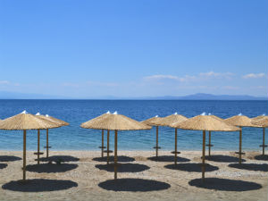 Bough Beach Kala Nera Pilion Griekenland