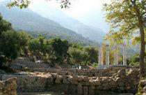 Samothraki griekenland