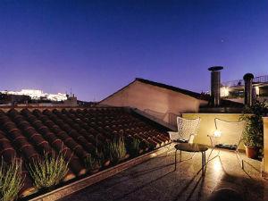 City Circus roof garden bar Athene