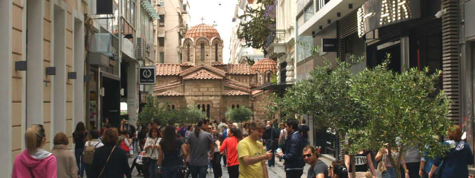 Athene stedentrip Ermou street header.jpg