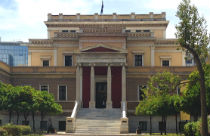Nationaal Historisch Museum in Athene