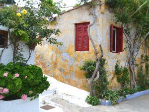Anafiotika in Athene