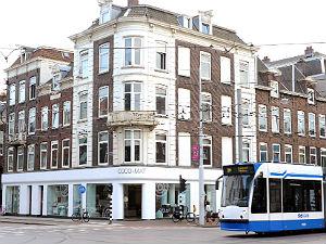 Coco Mat winkel aan de overtoom in Amsterdam