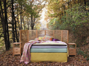 Coco Mat sleep on nature