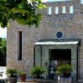 Lykos wijnhuis op Evia