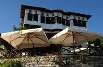Makrinitsa het balkon van Pilion