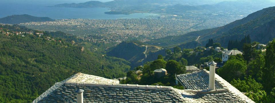 Pilion vakantie Makrinitsa uitzicht Volos header1.jpg