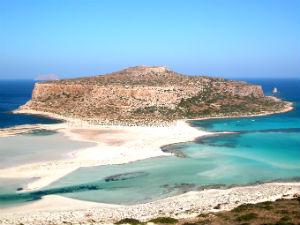 Balos beach mooiste strand van Kreta