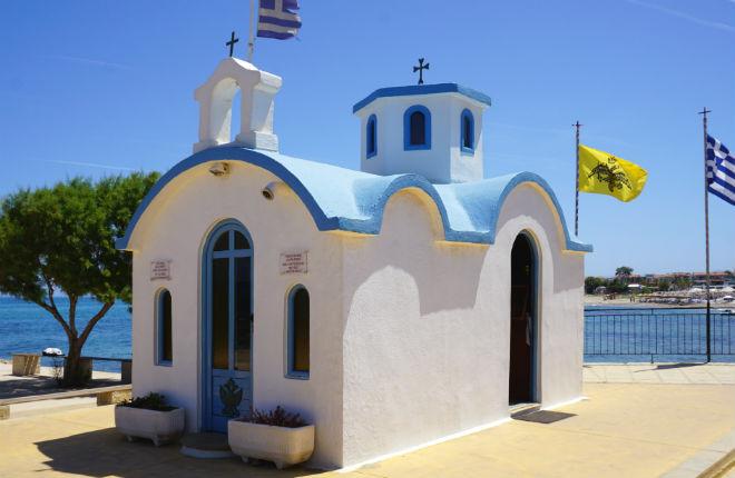 Analipsis vakantie op Kreta