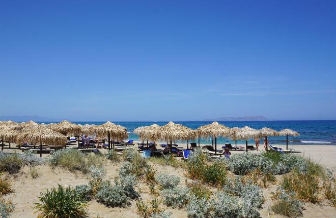 Anissaras vakantie op Kreta