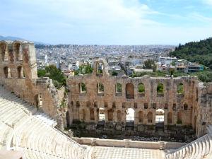 Groei aantal toeristen naar Griekenland 2014