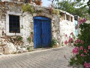 Koutouloufari vakantie op Kreta oude centrum