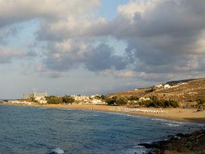 Strand Kokkini Chani Kreta