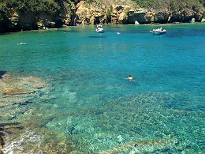 Agia Pelagia kreta hidden beaches