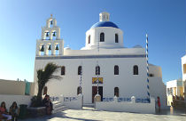 Santorini beste eiland ter wereld in 2014