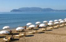 Kalamaki beach op Zakynthos