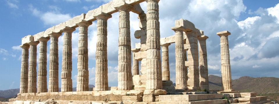Attika vakantie Sounio Parthenon tempel header.jpg