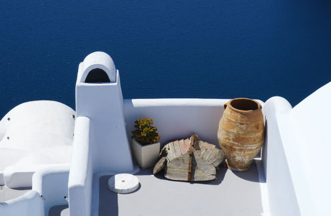 Firostefani Santorini vakantie