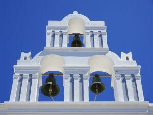Three Bells Firostefani op Santorini