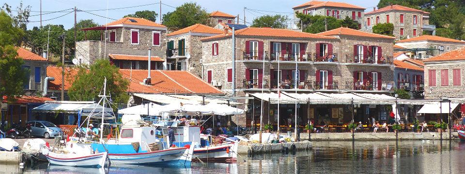 Lesbos vakantie molyvos haven header.jpg