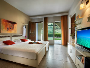 Athena Pallas Village Acrotel Family Suite