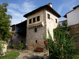 Folklore museum in Arnea Chalkidiki