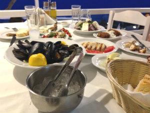Restaurant Tea Thalassa in Athytos Chalkidiki