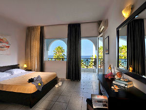 Lily Ann Beach Hotel Double Room Sithonia