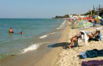 Polychrono beach op Chalkidiki