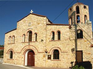 Nea Skioni kerk Chalkidiki