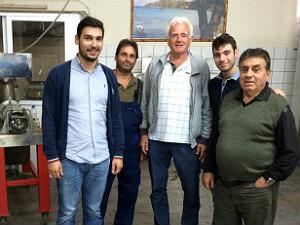 Drie generaties bij The Governor olijfolie op Corfu