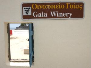 Gaia uit Santorini bij beste wijnhuizen ter wereld