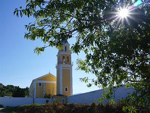 Kerk van Svoronata op Kefalonia