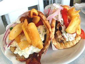 Pita Gyros Griekenland recept