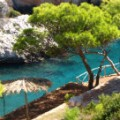 Limnionas beach op Zakynthos