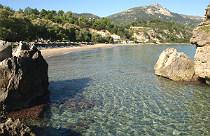 Porto Zoro beach Vassilikos Zakynthos